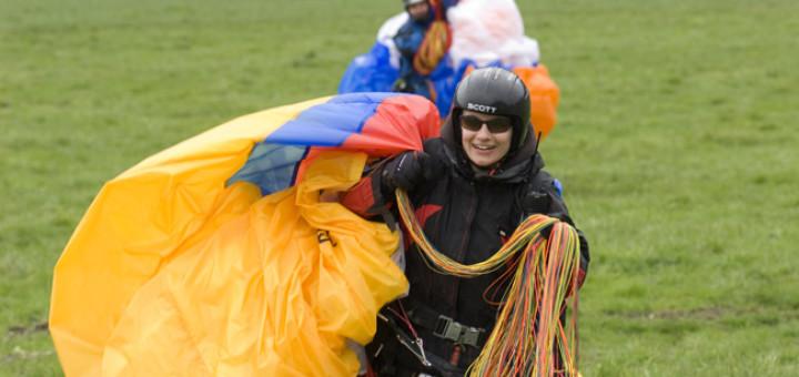 Paragliding Schnuppertag