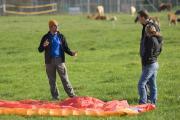 Paragliding, Chäserrugg